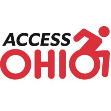 Access Ohio logo