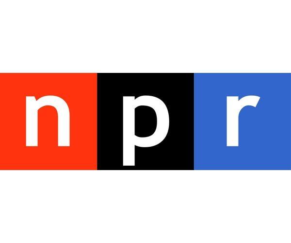 National Public Radio logo