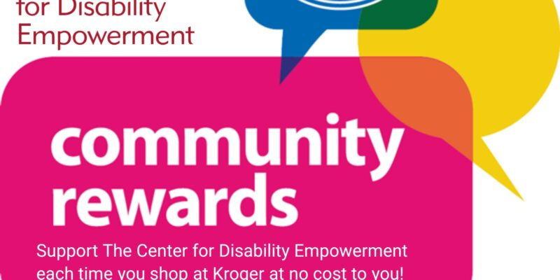 Kroger community rewards CDE Code: HU 795